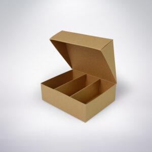 Krabička na makarónky eko 140x115x45