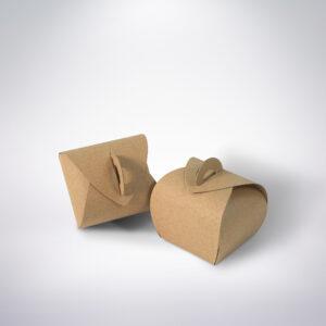 Krabička na makarónky eko 50x50x50